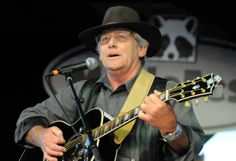 Jim Avett, father of The Avett Brothers