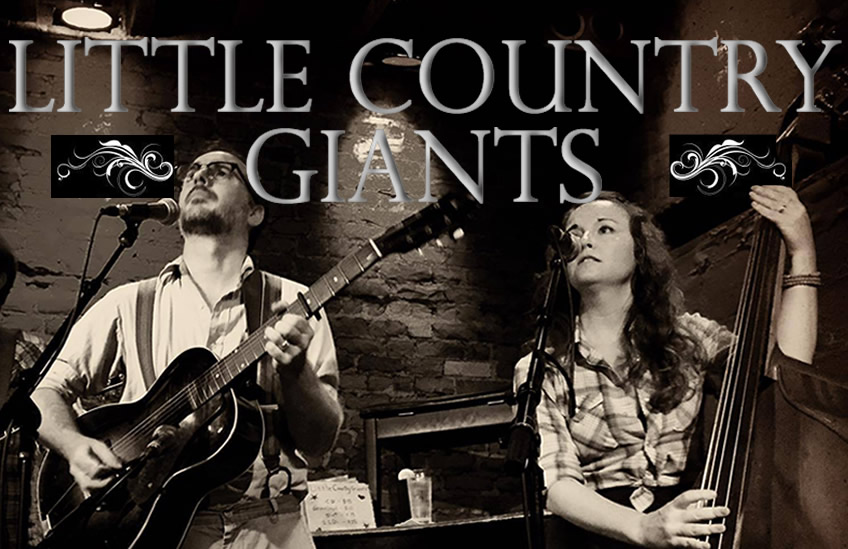 Little Country Giants album release @ Barking Legs Chattanaooga